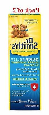 Dr Smiths Diaper Rash Tub Size 3z Dr Smiths Diaper Rash Tube