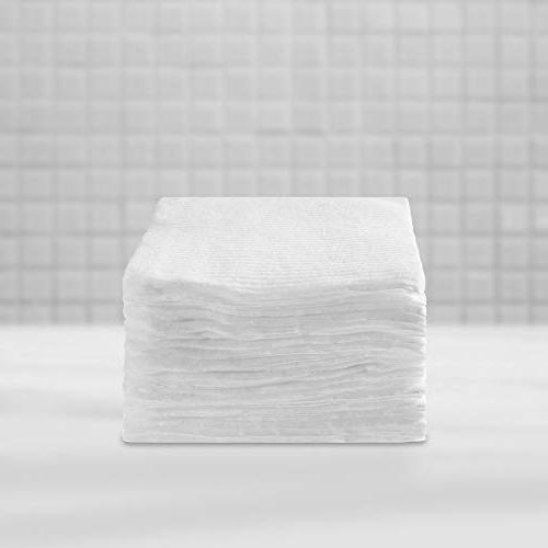 """Bellacotton Large Cotton Square x 4"""", Count"""
