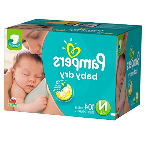 Pampers Dry Super