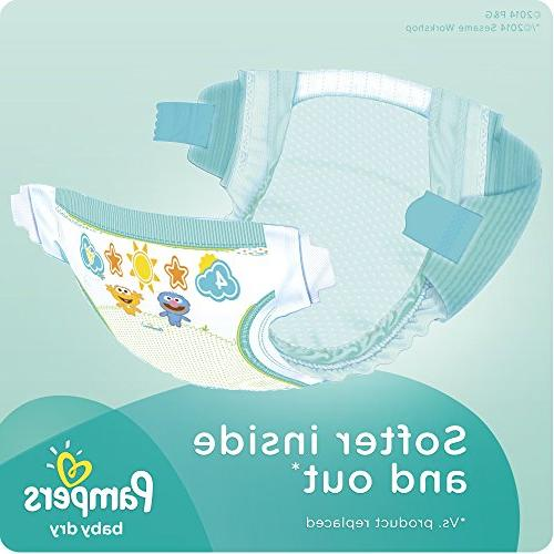 Pampers Baby Dry Super
