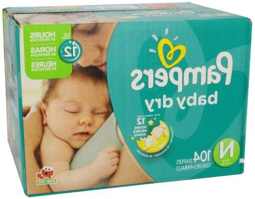 Pampers Dry Super Pack