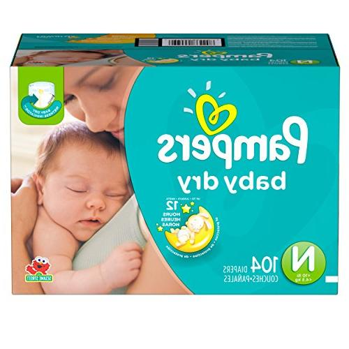Pampers Baby Super Pack