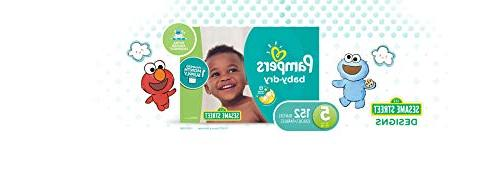 Pampers Baby Dry Disposable Count, ONE
