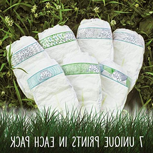 Earth Eden Diapers, Size 80