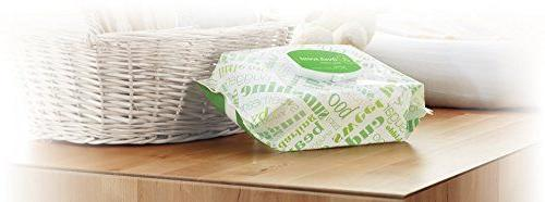Elements Baby Wipes, Fresh Scent, Unscented, Count Packs