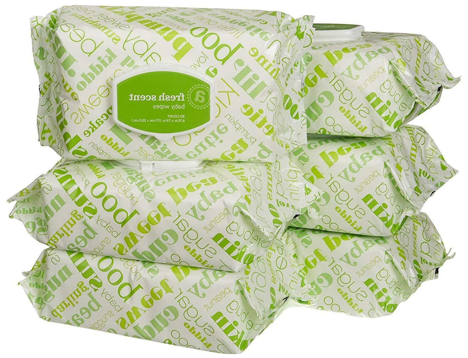 elements baby wipes fresh scent sensitive unscented