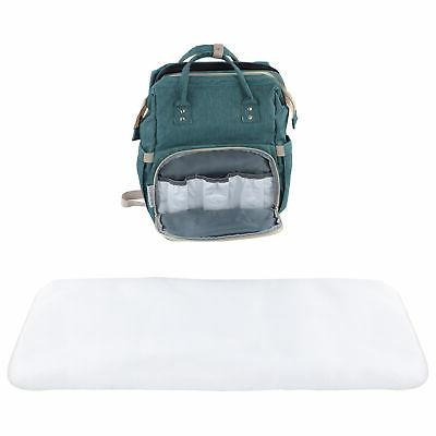 Acorn Diaper Diaper Backpack Crib Combo