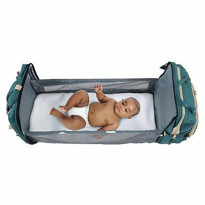 Acorn Baby Expanding Bag with - Diaper Combo