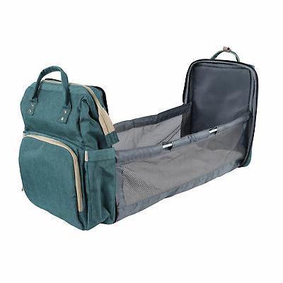 Acorn Bag Diaper Backpack Combo