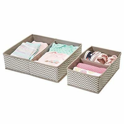fabric baby nursery organizer for clothing towels