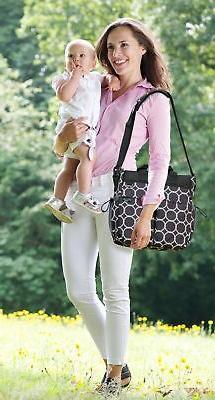 Terra Baby Fashionable Mommy Large Designer Shoulder Diaper