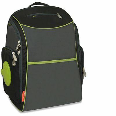 Fisher-Price Sturdy Diaper Backpack,