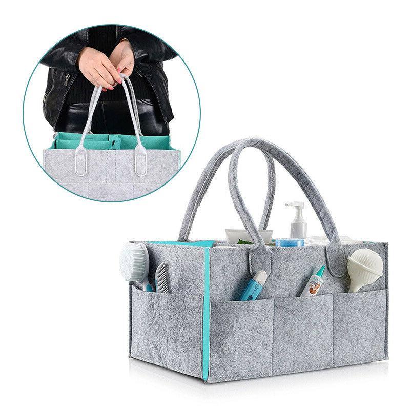 Foldable Diaper Organizer Mommy