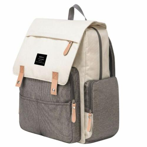 LAND Mommy Bag Backpack insulated