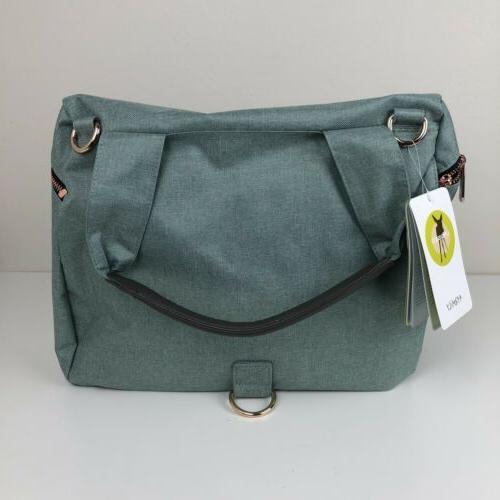 Lassig Baby Diaper Bag Green