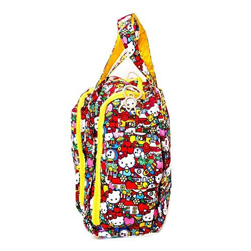 Ju-Ju-Be Hello Kitty Be Prepared Diaper Bag, Tick