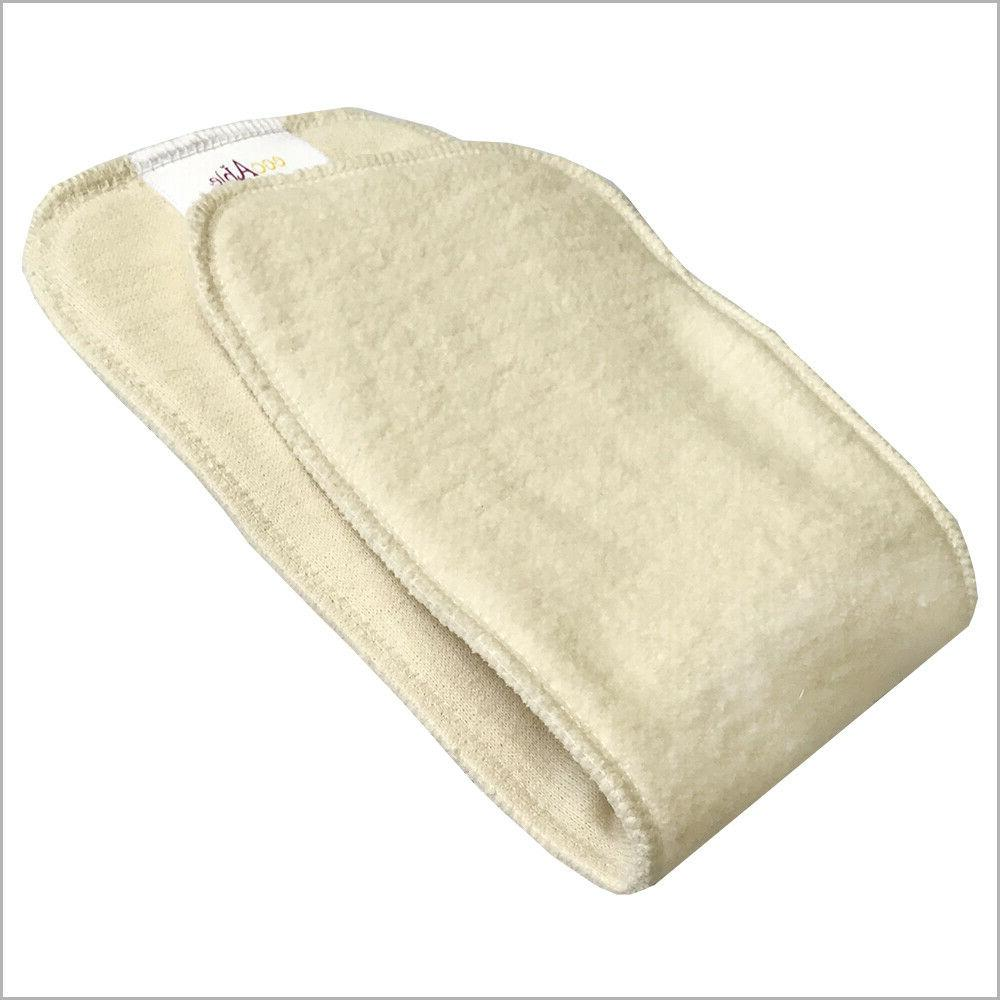 hemp cotton inserts for baby cloth diapers