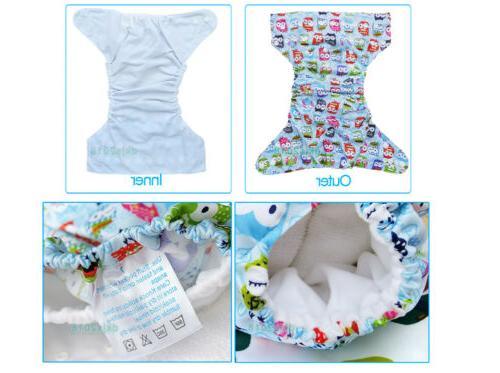 Hip Snap Baby One Size Cloth Pocket Nappy