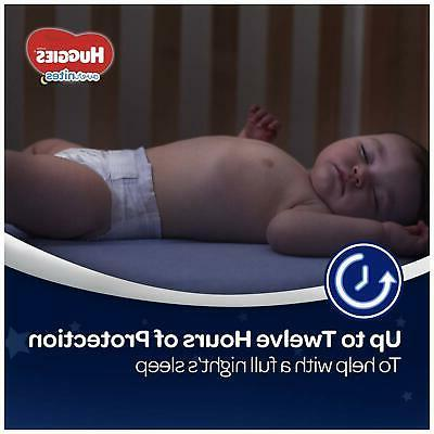 HUGGIES OverNites Size 6, 48 Overnight Diapers Packaging Vary