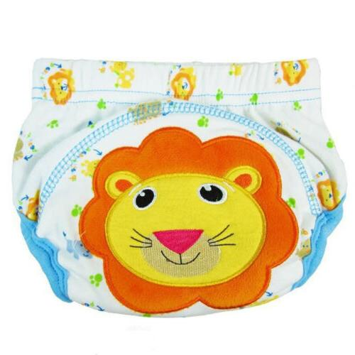 Hot Toilet Training Pant Diaper Baby Girl Babys