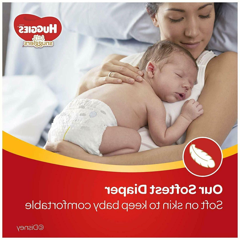 Huggies Little Baby Diapers, 1, Count