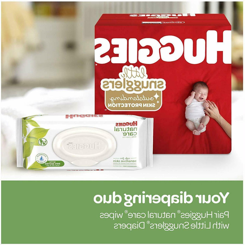 HUGGIES Natural Baby Packs