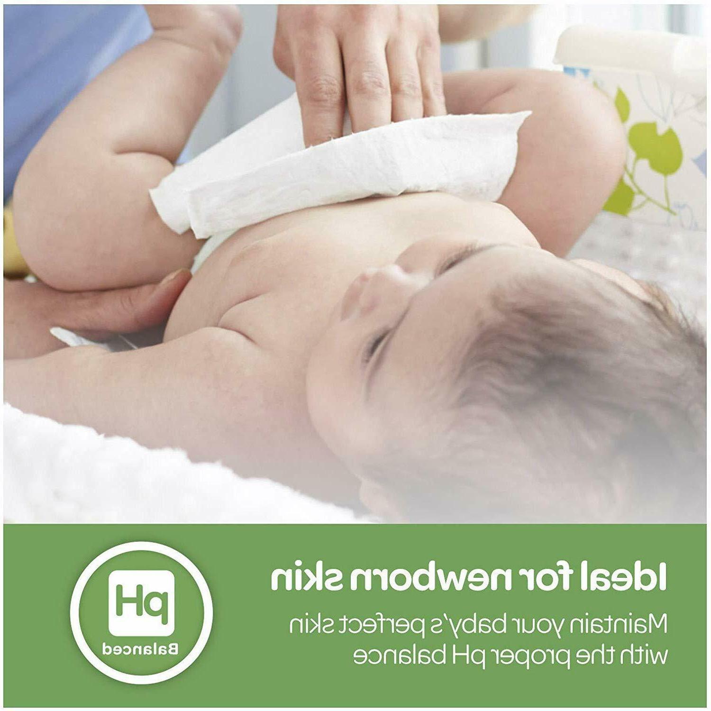 HUGGIES Care Baby Sensitive,3 Packs