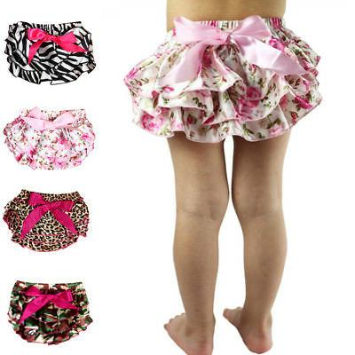 Infant Bowknot Panty Bloomer Nappy Underwear Panty Diaper