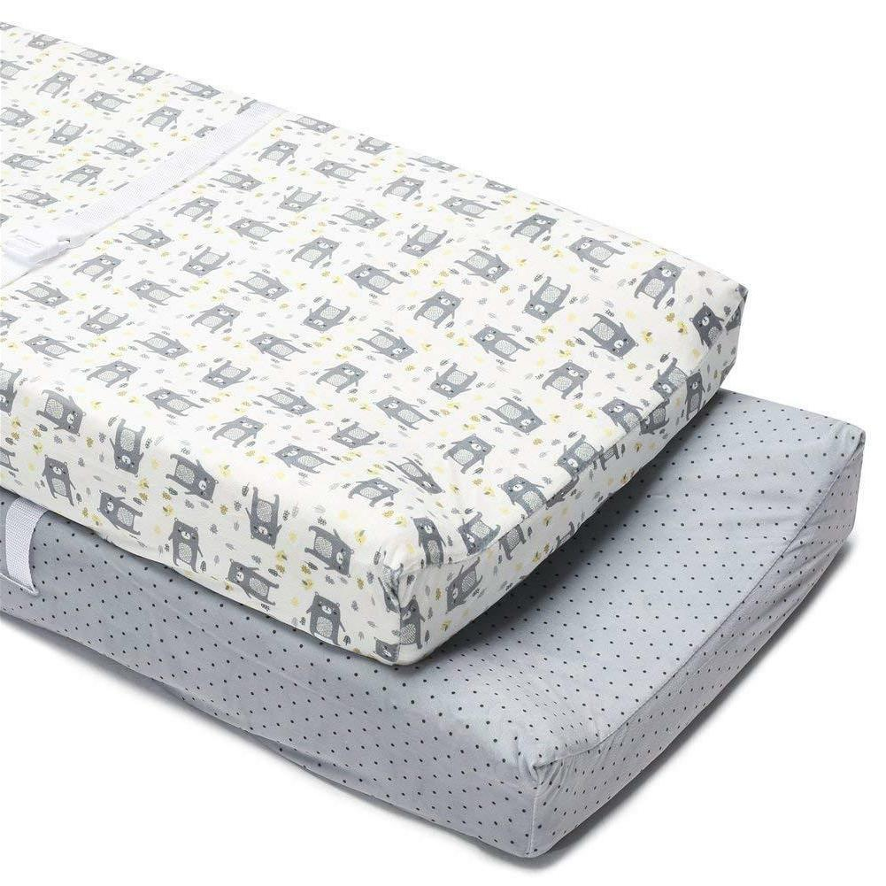 """Infant Change Cover Waterproof 2 Pack 16""""×32"""""""