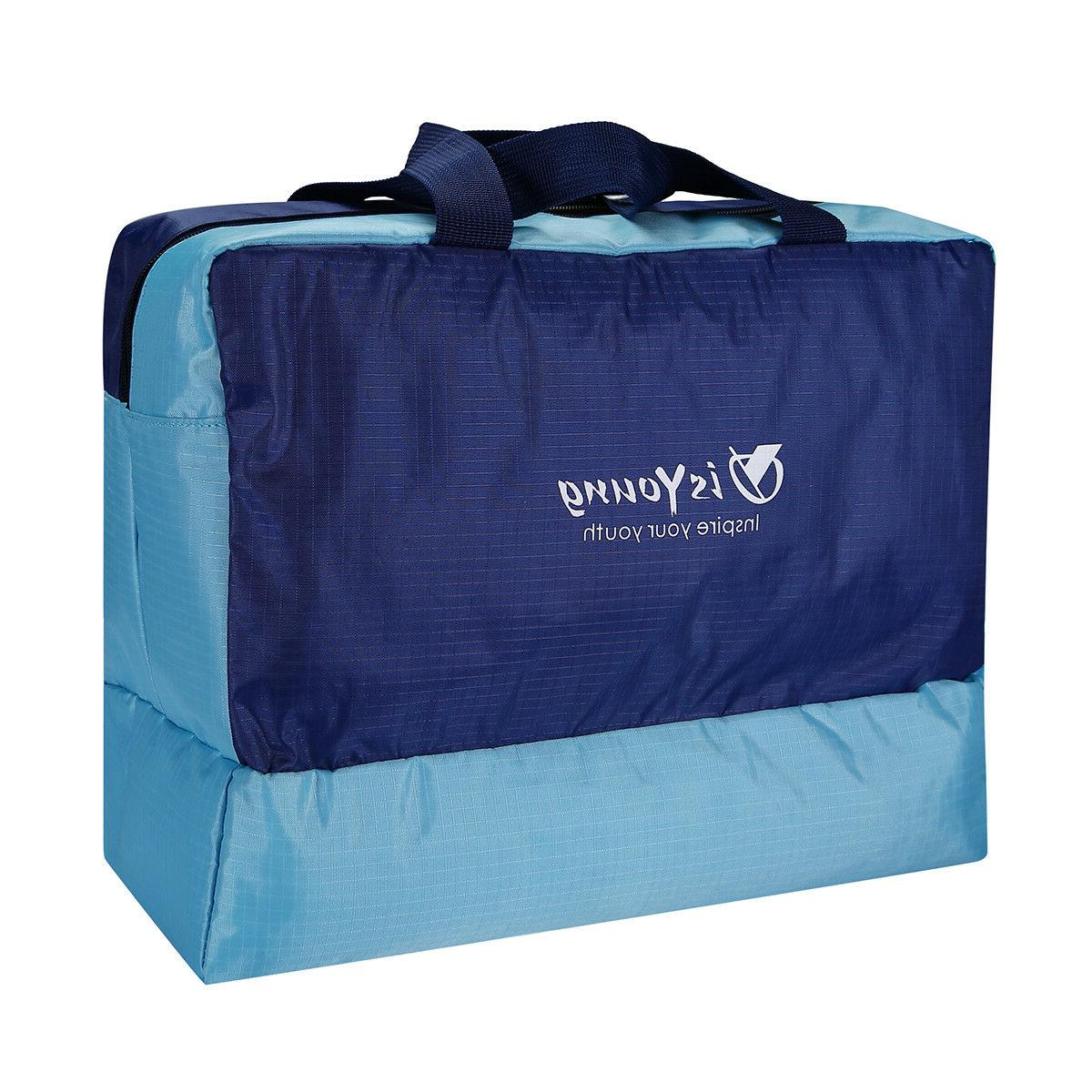 isYoung 2 IN 1 Wet Dry Baby Diaper Storage Pouch
