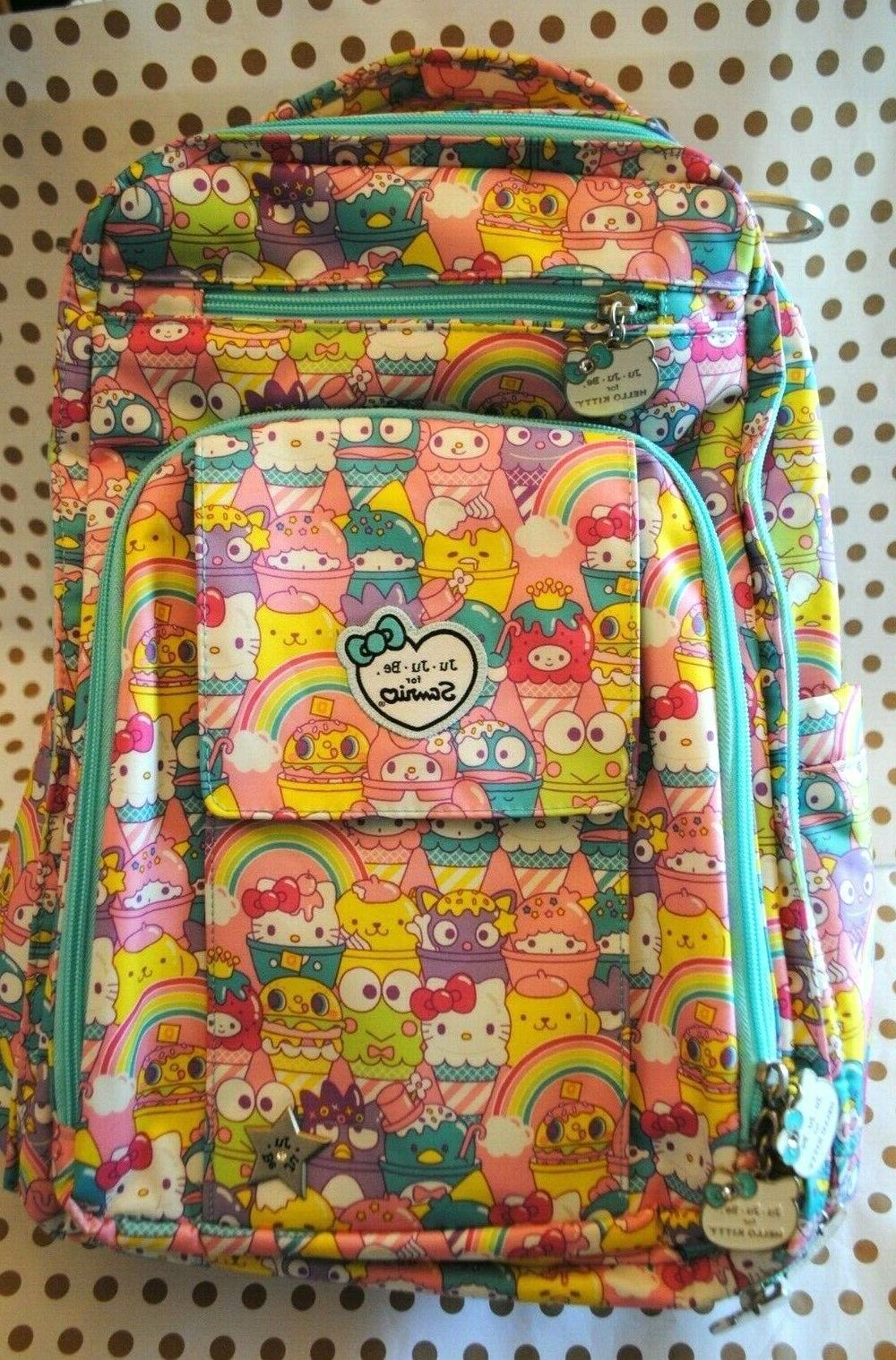 jujube be right back structured backpack diaper
