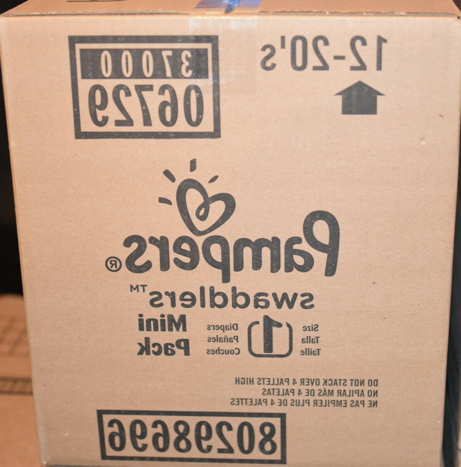 jumbo 240 box swaddlers size 1 factory