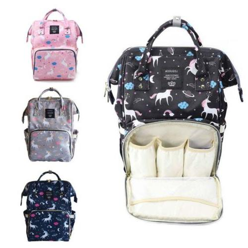 land queen mummy maternity nappy diaper bag