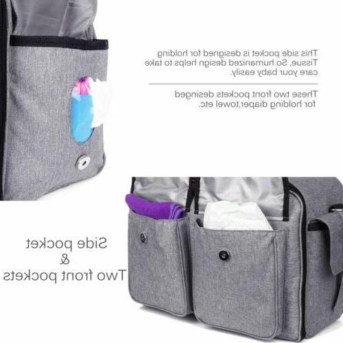 Bag Mommy Nappy Bag Pregnant Newborn