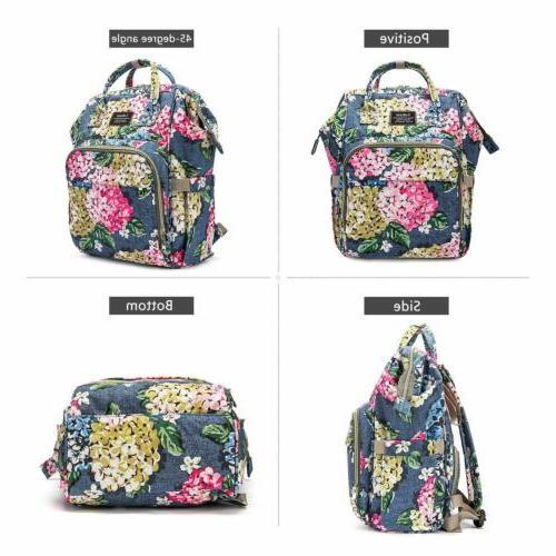 Large Capacity Bag Mum Changing for Newborn