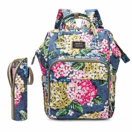 large capacity diaper bag mum backpack baby