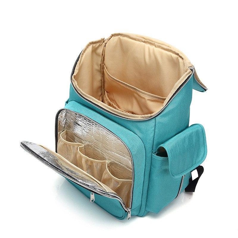Large Capacity Travel Backpack For Can Care <font><b>Diaper</b></font> Bag Waterproof