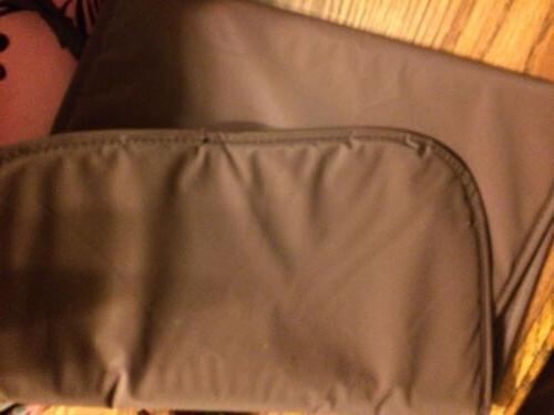 Baby Essentials Large Bag with Changing Pad NWT