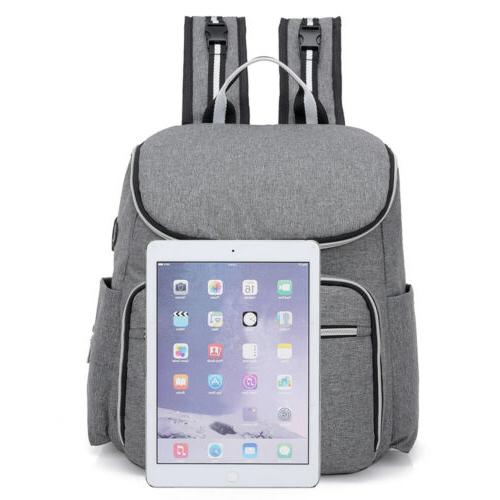 Large Baby Nappy Travel Backpack Bag
