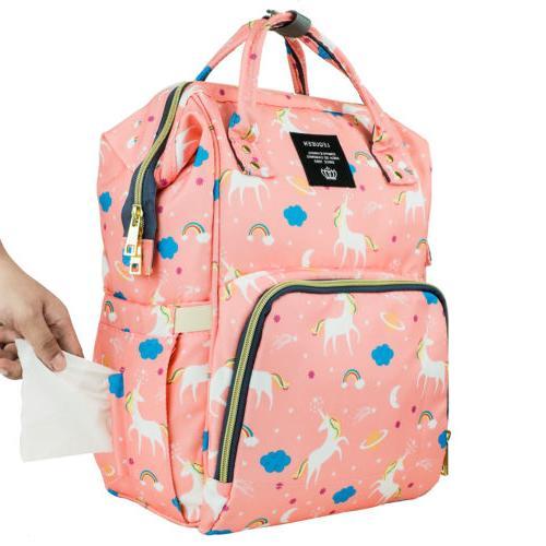 Diaper Capacity Bookbag Boys