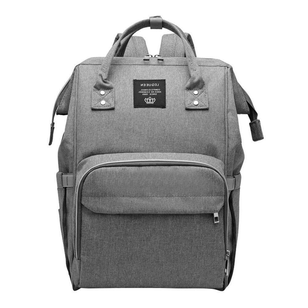 LEQUEEN Portable Nappy Capacity Travel