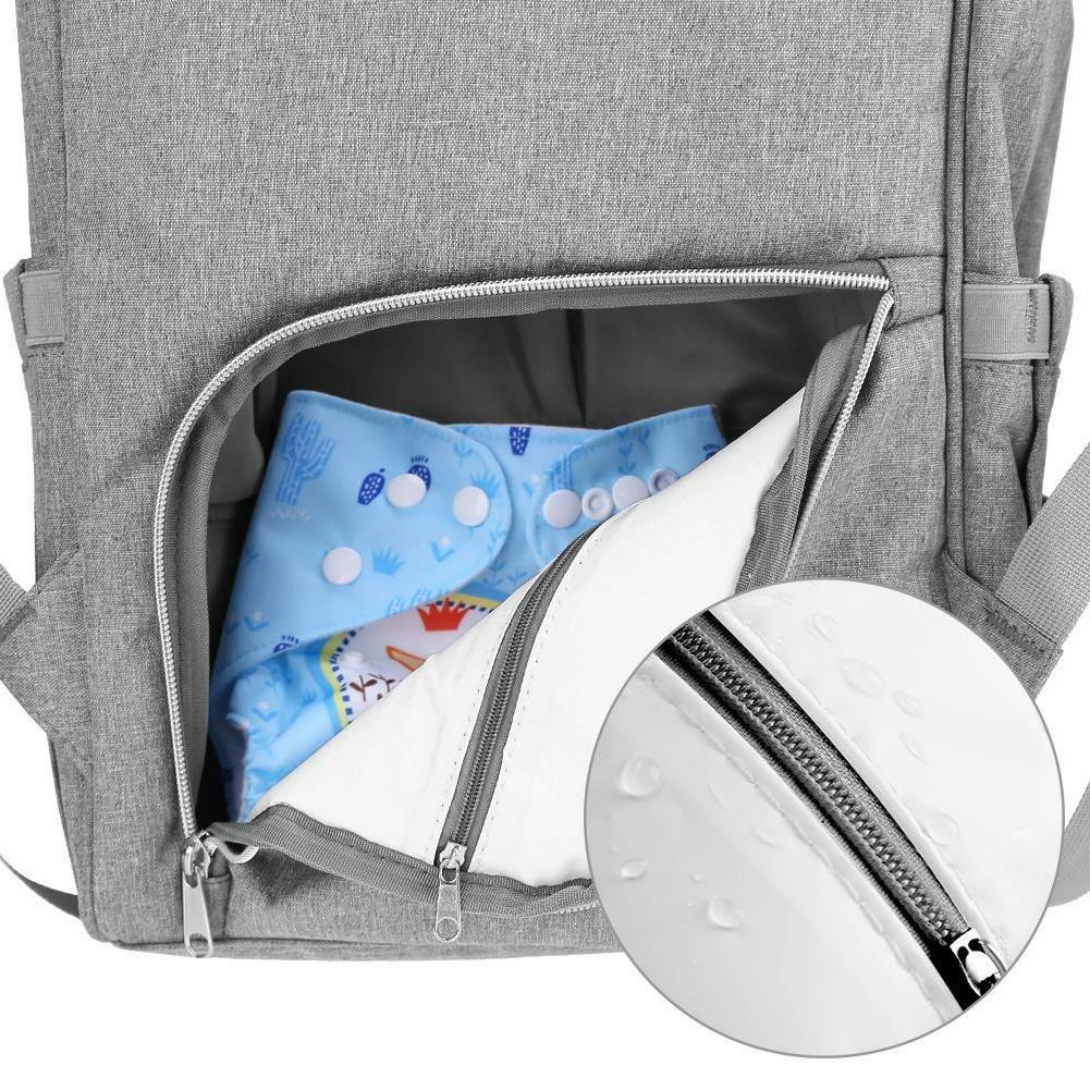 LEQUEEN Portable Nappy Large Capacity