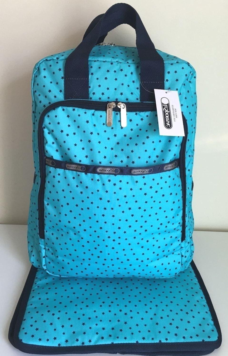 BABY BACKPACK CHANGING PAD STARS