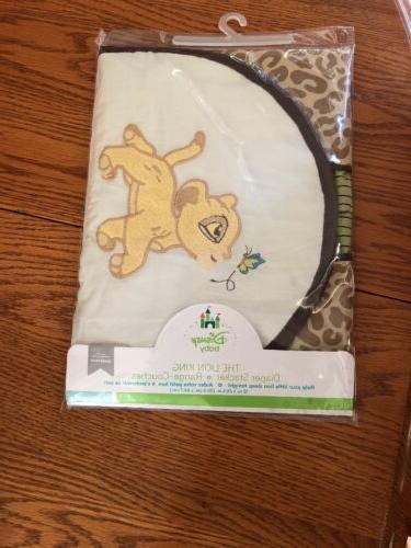 lion king diaper stacker