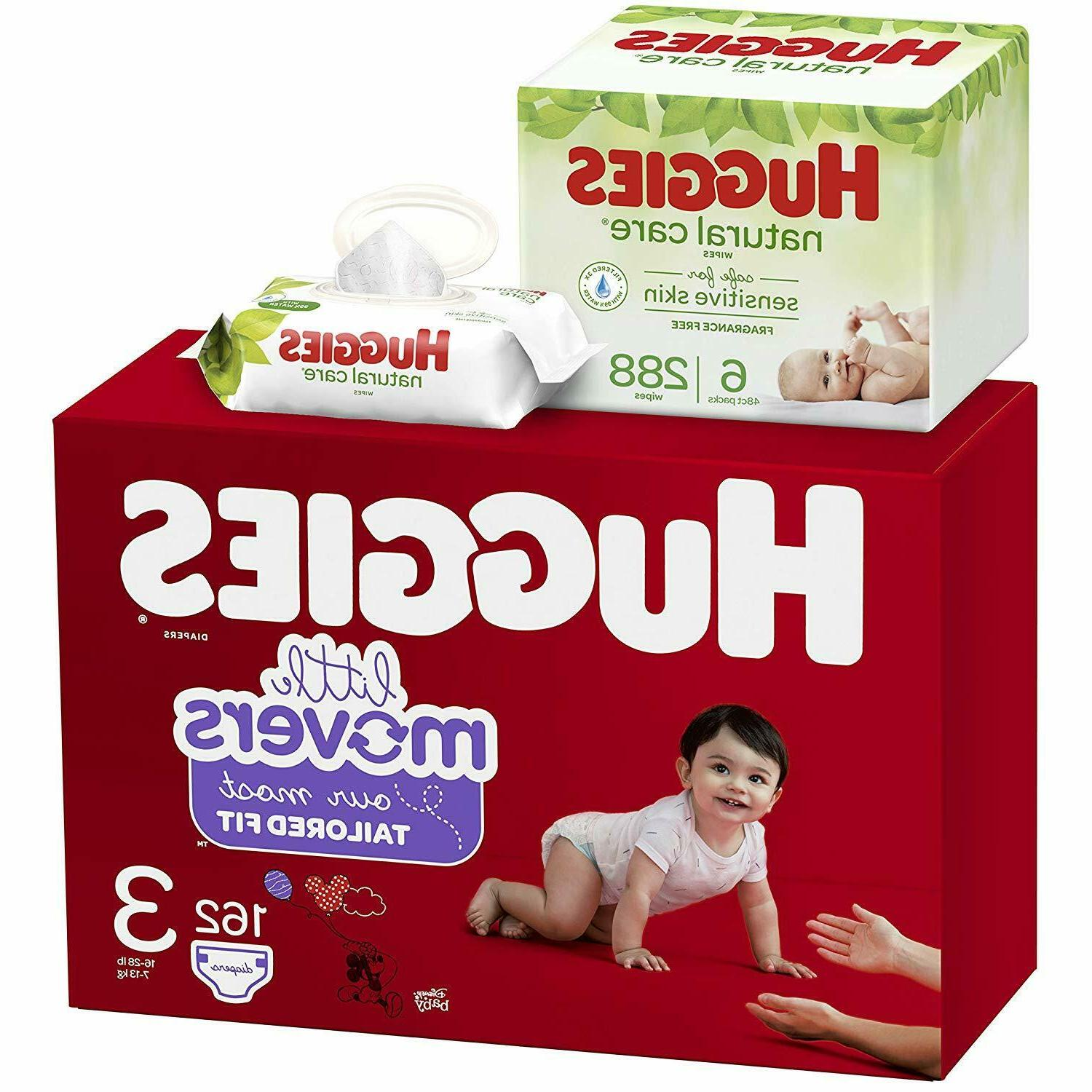 little movers baby diapers size 3 162