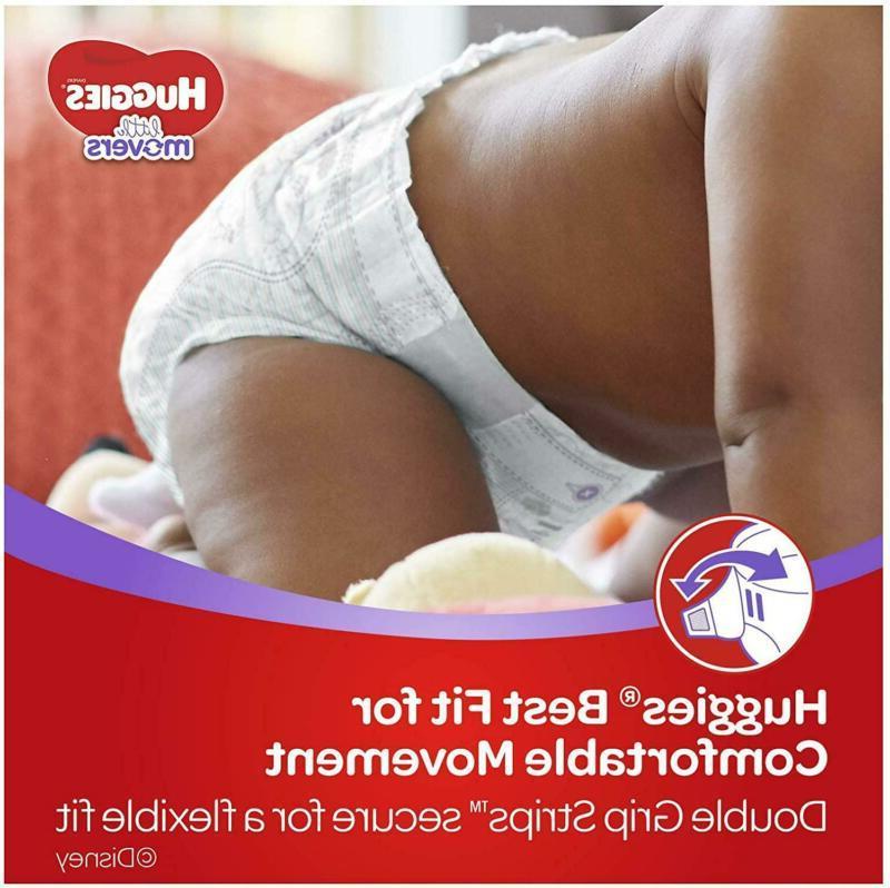 Huggies Diapers, Size