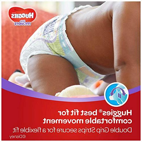 HUGGIES LITTLE Diapers, Size , Ct., , Baby Active Babies