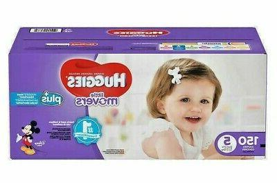 Huggies® Little Movers Diapers Baby