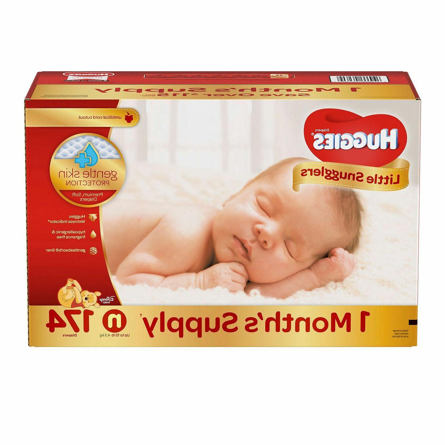 little snugglers baby diapers newborn size 1