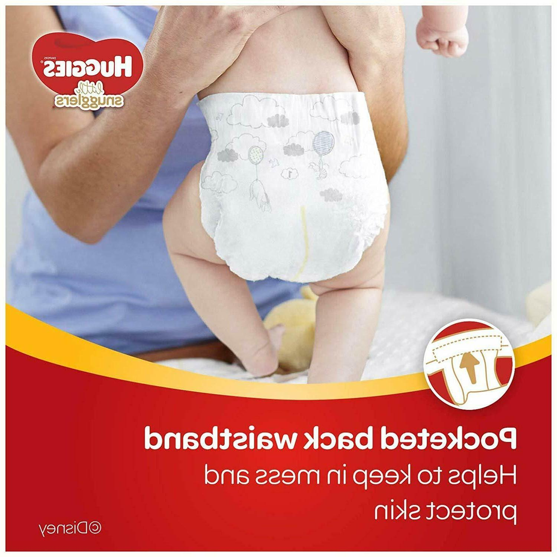Huggies Little Baby Diapers, Count